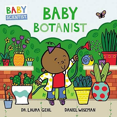 Baby Botanist - Laura Gehl - 9780062841322