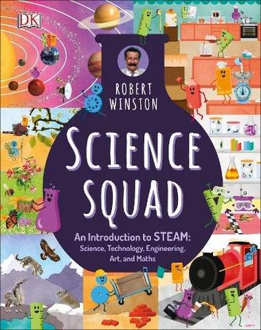 Science Squad - Robert Winston - 9780241301852