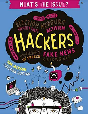 Hackers - Tom Jackson - 9780711244573