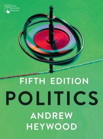Politics - Andrew Heywood - 9781352005455