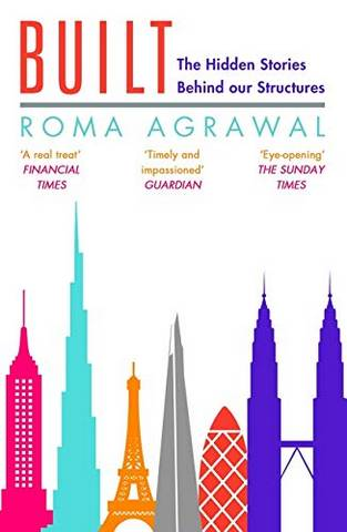 Built - Roma Agrawal - 9781408870372