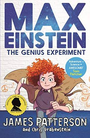Max Einstein: The Genius Experiment - James Patterson - 9781784759827