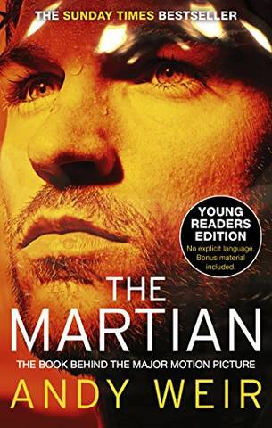 The Martian: Young Readers Edition - Andy Weir - 9781785034671