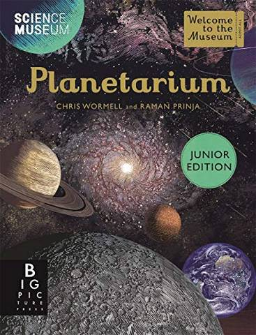 Planetarium Junior Edition - Raman Prinja - 9781787414969
