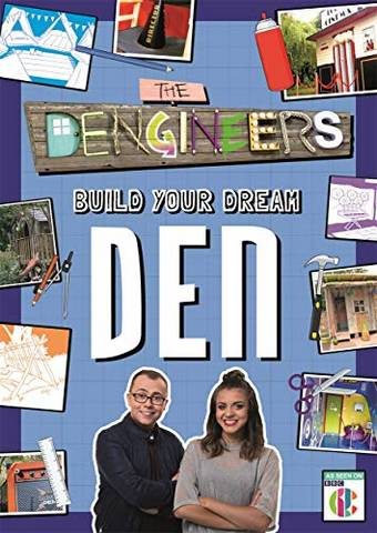 Dengineers: Build Your Dream Den - Laura Baker - 9781787415256
