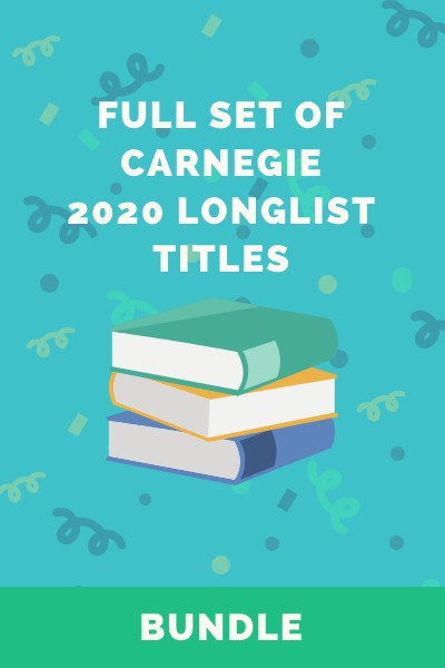 A Carnegie 2020 Longlist Complete Set - Various - carn_long_2020