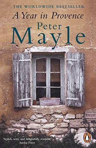 A Year in Provence - Peter Mayle - 9780140296037