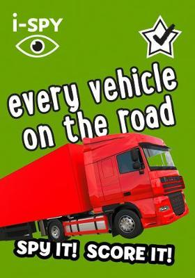 i-SPY Every vehicle on the road: What can you spot? (Collins Michelin i-SPY Guides) - i-SPY - 9780008386559