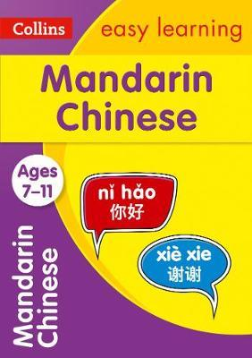Easy Learning Mandarin Chinese Age 7-11 -  - 9780008389451