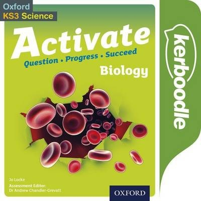 Activate: Biology Kerboodle Student Book - Jo Locke - 9780198307242
