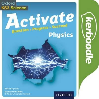 Activate: Physics Kerboodle Student Book - Andrew Chandler-Grevatt - 9780198307266