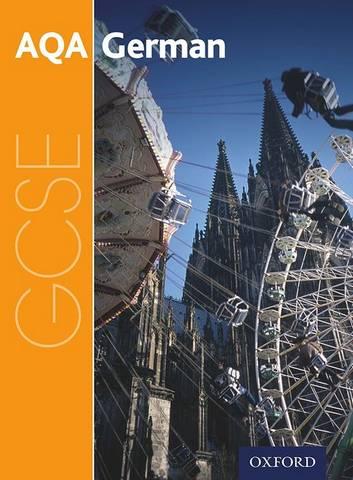 AQA GCSE German Kerboodle - Heather Murphy - 9780198308942
