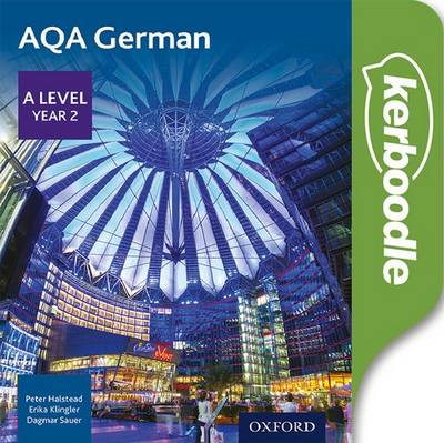 AQA German A Level Year 2 Kerboodle - Morag McCrorie - 9780198309024
