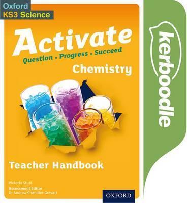 Activate: Chemistry Kerboodle Teacher Handbook - Victoria Stutt - 9780198332732