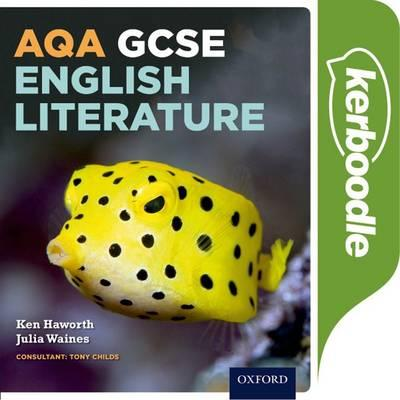 AQA GCSE English Literature Kerboodle Student Book - Ken Haworth - 9780198357063