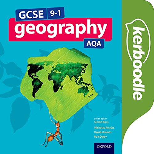 GCSE Geography AQA Kerboodle Resources and Assessment - Simon Ross - 9780198366621
