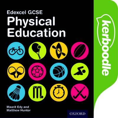 Edexcel GCSE Physical Education Kerboodle - Maarit Edy - 9780198370239