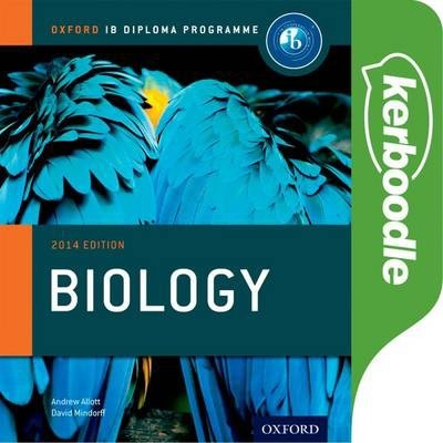 IB Biology Kerboodle Online Resources - David Mindorff - 9780198390725