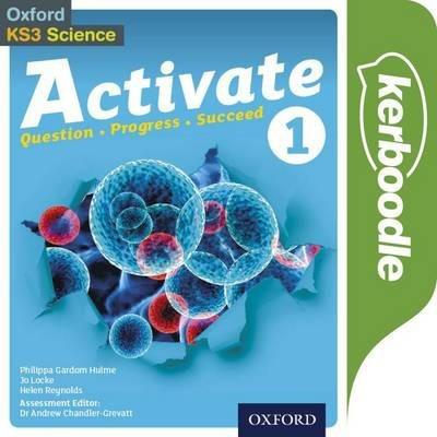 Activate 1: Kerboodle Student Book - Philippa Gardom-Hulme - 9780198392651
