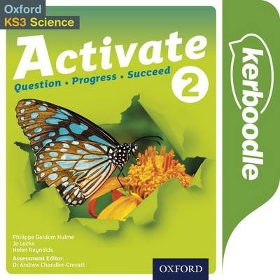 Activate 2: Kerboodle Student Book - Philippa Gardom-Hulme - 9780198392668