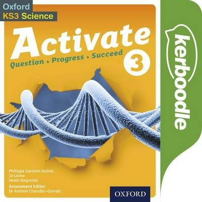 Activate 3: Kerboodle Student Book - Philippa Gardom-Hulme - 9780198392675