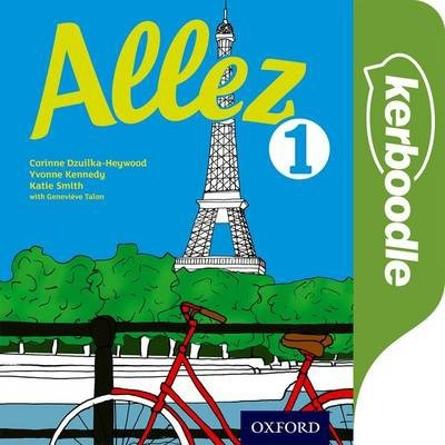 Allez 1: Kerboodle Student Book - Corinne Dzuilka-Heywood - 9780198395102