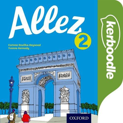 Allez 2: Kerboodle Student Book - Corinne Dzuilka-Heywood - 9780198395119