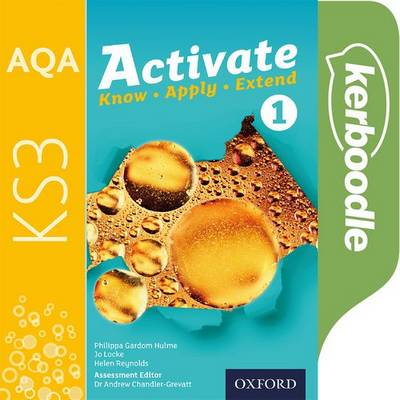 AQA Activate for KS3 1: Kerboodle Student Book - Philippa Gardom Hulme - 9780198408307