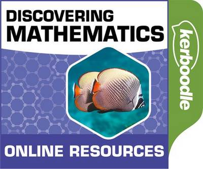 Discovering Mathematics: Kerboodle Student Books - Victor Chow - 9780198426721