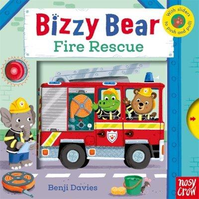 Bizzy Bear: Fire Rescue - Nosy Crow - 9780857631336