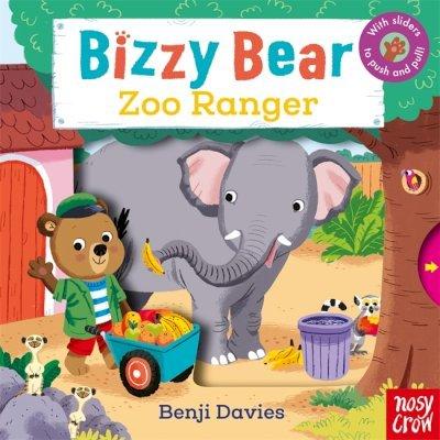 Bizzy Bear: Zoo Ranger - Nosy Crow - 9780857632647