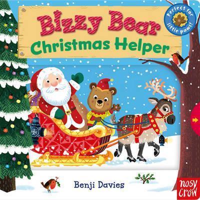 Bizzy Bear: Christmas Helper - Benji Davies - 9780857632975