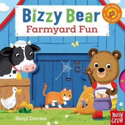 Bizzy Bear: Farmyard Fun - Nosy Crow - 9780857633545