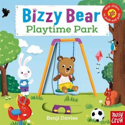 Bizzy Bear: Playtime Park - Nosy Crow - 9780857633576