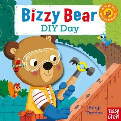 Bizzy Bear: DIY Day - Benji Davies - 9780857636348