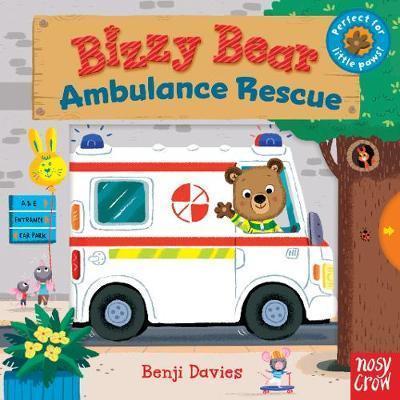 Bizzy Bear: Ambulance Rescue - Benji Davies - 9780857639950