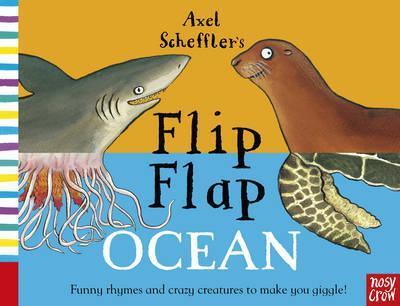 Axel Scheffler's Flip Flap Ocean - Axel Scheffler - 9780857639967