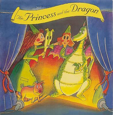 The Princess and the Dragon Mask Book - Audrey Wood - 9780859537179