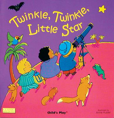Classic Books with Holes Board Book: Twinkle