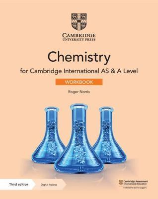 Cambridge International AS & A Level Chemistry Workbook with Digital Access (2 Years) - Roger Norris - 9781108859059