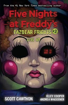 1:35AM (Five Nights at Freddy's: Fazbear Frights #1) - Scott Cawthon - 9781338576030