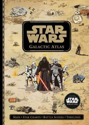 Star Wars: Galactic Atlas - Lucasfilm Ltd - 9781405279987