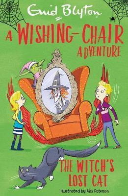 A Wishing-Chair Adventure: The Witch's Lost Cat - Enid Blyton - 9781405292696