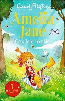 Amelia Jane Gets into Trouble - Enid Blyton - 9781405293259
