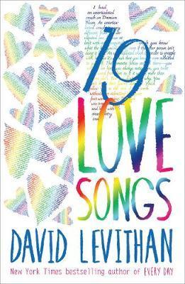 19 Love Songs - David Levithan - 9781405298056