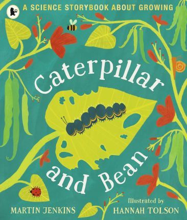 Caterpillar and Bean: A Science Storybook about Growing - Martin Jenkins - 9781406382716