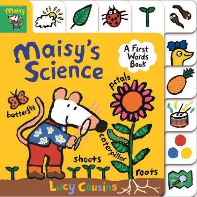 Maisy's Science: A First Words Book - Lucy Cousins - 9781406387506
