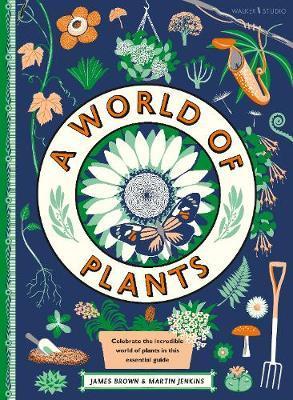 A World of Plants - Martin Jenkins - 9781406388565