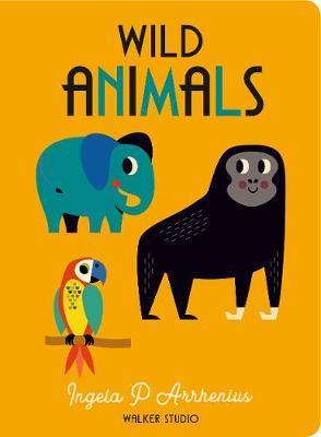 Wild Animals - Ingela P. Arrhenius - 9781406393996