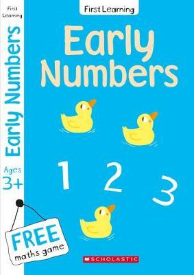 First Learning: Early Numbers - Jean Evans - 9781407183558